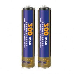 Home punjive baterije AAA 300 mAh ( M300AAA/2 )