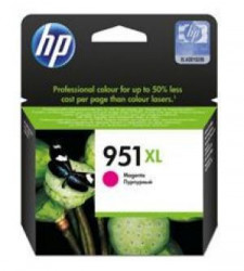 HP 951 XL Magenta Inkjet Print kertridž za OfficeJet 8100 8600 ( CN047AE )