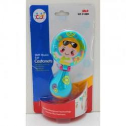 Huile toys igračka zvečka kastanjete ( A017052 )