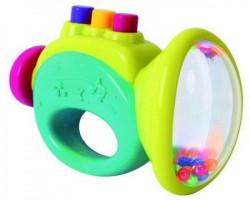 Huile toys zvečka truba 3+ m ( HT939-8 )