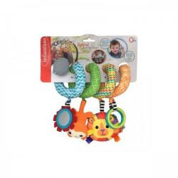 Infantino tvister sa glodalicom i dve plišane igračke ( 115043 )