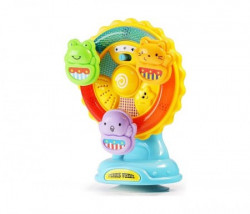 Infunbebe igracka za bebe mini vetrenjaca sa zivotinjama 6m+ ( LS5811 )
