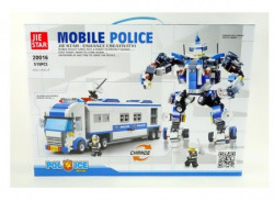 Ittl Kocke Police tranformers i vozilo ( 556828 )