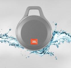 JBL Clip+ prenosni zvučnik - sivi