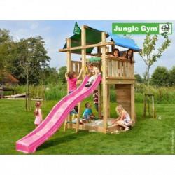 Jungle Gym - Jungle Fort toranj sa toboganom