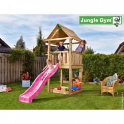 Jungle Gym - Jungle House toranj sa toboganom
