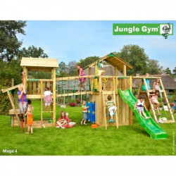 Jungle Gym - Paradise 4 Mega igralište
