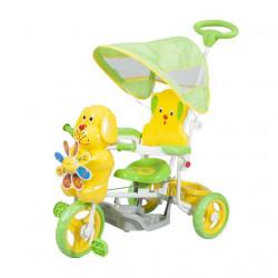 Jungle Tricikl sa kucom - zeleni ( 010701 )