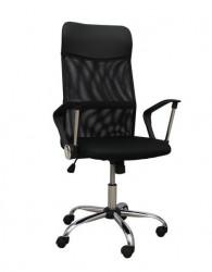 Kancelarijska stolica OFFICE MAX - Crna