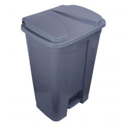 Kanta za smeće sa pedalom 80l siva ( 80E-6 )