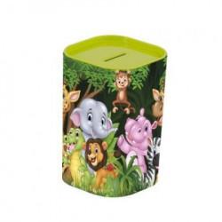 Kasica animals green ( 48/07080 )