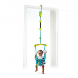 Kids ii bounce 'n spring deluxe door jumper 10410 ( SKU10410 )