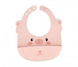 Kikka Boo silikonska portikla - pink ( 31303030009 )