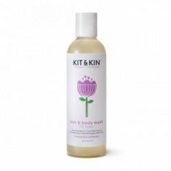 Kit & Kin baby šampon & kupka 250 ml ( A046770 )