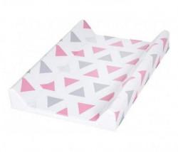 Klups Tvrda podloga za presvlačenje beba triangles - 70cm ( PT70/062 )