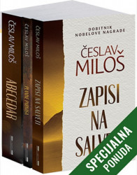 Komplet - Izabrana dela Česlava Miloša ( 10416 )