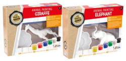 Kreativni set Animal painting set 2ASS GP-ANPA4AS ( 35/05415 )