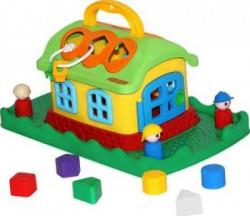 Kućica za pogađanje oblika na travi 48752 ( 17/48752 )