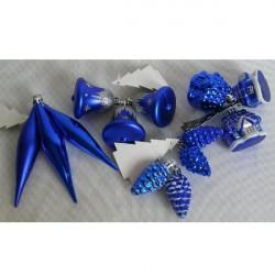 Kuglice 4 vrste 1/24 plave ( 51-744000 )