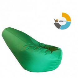 Lazy BAG JUMBO XXL beneton-zeleni ( 270x130 )