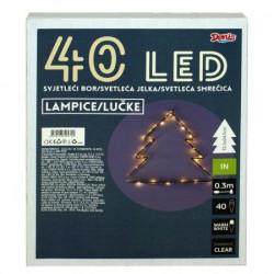 LED Bor 32x24 cm , 40L bat ( 52-572000 )