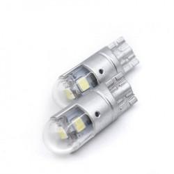 LED pozicije bele T10-3030-3SMD (2 kom) ( 03-044 )