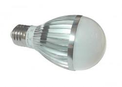 Ledlux Hi Power LED sijalica E27 Al 7W 800lm 3500K ( LE277W3/Z )