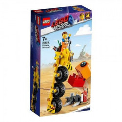 Lego movie emmet's thricycle ( LE70823 )