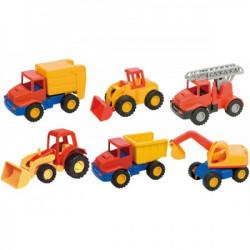Lena miks građevinskih vozila ( 727407 )