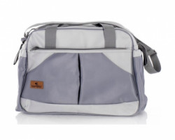 Lorelli torba za mame -sandra light&dark grey (2020) ( 10040220004 )