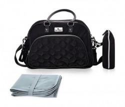 Lorelli torba za mame viola black ( 10040280002 )
