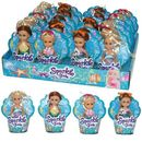 Lutka Sparkle Girlz Mermaid 10 cm ( 44-311000 )