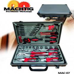 Machtig MAC-07 Set ručnog alata 62 dela u koferu