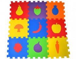 Matrax toys slagalice podne 9kom EVA ( 003045 )