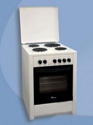 MBS E 60 W1 elektro štednjak - beli