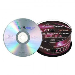 MediaRange MR207 CD-R 700MB 52X LOGO ( 777/Z )