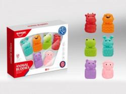 Merx huanger bebi igračka ( gumeni životinje) ( MS45238 )