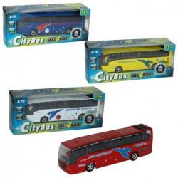 Metalni Autobus 1:70 zvuk-svetlo ( 38-909000 )