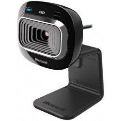 Microsoft LifeCam HD-3000 For Bus Win USB Port 50 Hz ( T4H-00004 )