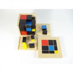 Montesori Kocka 3x3 ( HTM0171 )