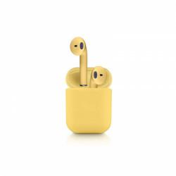 Moye Aurras True Wireless Earphone Yellow ( 186469 )