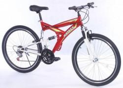 "MTB Bicikla Taurus 26""/18 crvena/bela ( 650087 )"