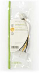 Nedis Interni adapter za napajanje 8 PIN-a - molex kabl za maticnu plocu i CPU 15cm CCGP74400VA015