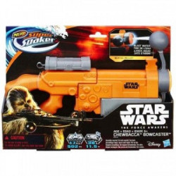 Nerf super soaker chewbacca bow caster ( B4446 )
