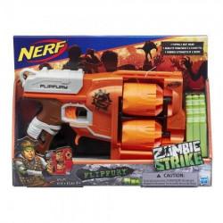 Nerf zombie strike flipfury blaster ( A9603 )