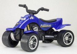 New Holland Quad motor na pedale 611 - Plavi