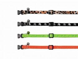 Nobby 78065-04 Ogrlica za mačke neon oranž ( NB78065-04 )