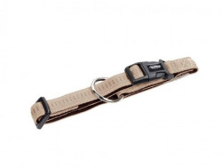 Nobby 78509-83 Ogrlica Soft Grip 10mm 20-30cm bež braon ( NB78509-83 )
