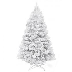 Novogodišnja jelka - Bela snežna jela - visina 120 cm ( 201006 )