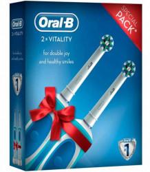 Oral-B POC Brush Vitality x2 FAMILY PACK GIFT 500334